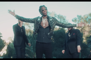 "Belly Feat. Young Thug, Zack ""Consuela"" Video"