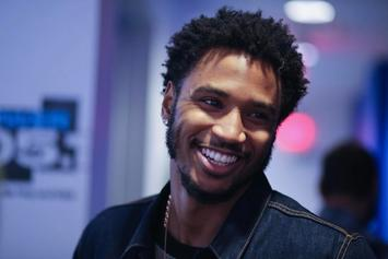 "Stream Trey Songz's New Album ""Tremaine"""