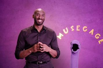 "Kobe Bryant Debuts New Animated Series ""Canvas City: Musecage"""