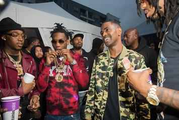 "Big Sean & Migos Apparently Shooting ""Sacrifices"" Video"