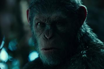 "Watch An Epic New Trailer For ""War For Planet Of The Apes"""