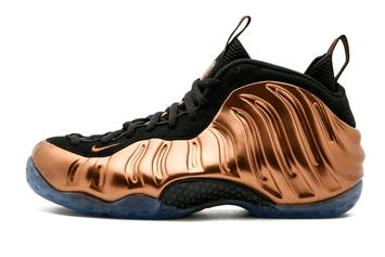 "2017 ""Copper"" Nike Foamposite One vs. 2010 Comparison"