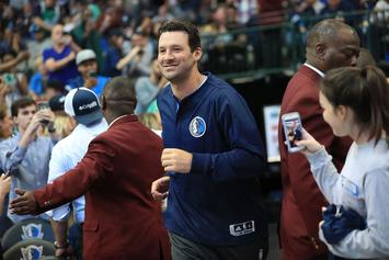 Mark Cuban: NBA Shut Down Idea To Let Tony Romo Play For Mavs Last Night