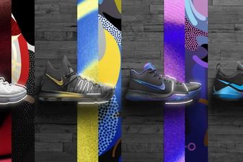 """Nike Basketball Unveils """"Flip The Switch"""" Collection For NBA Playoffs"""