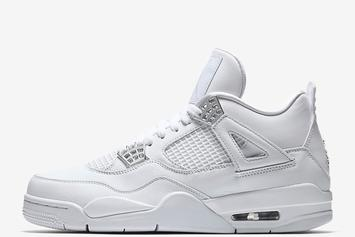 """Pure Money"" Air Jordan 4 Release Date Confirmed"