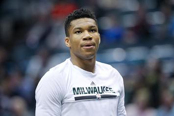 "Nike Launches New ""Come Out Of Nowhere"" Episode Starring Giannis Antetokounmpo"