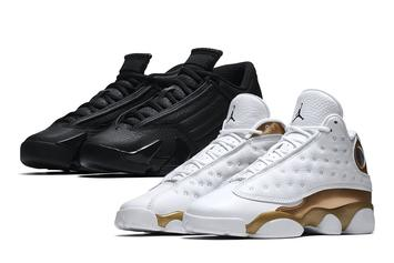 "Air Jordan 13/14 ""Defining Moments"" Pack Official Images + Release Date Revealed"