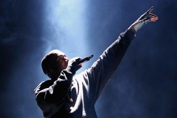 "Kanye West Wanted To Put The N-Word In Every Song Title On ""Watch The Throne"""