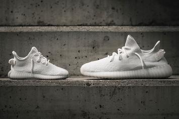 """""""Cream White"""" Adidas Yeezy Boost 350 V2 Available For Reservation Today"""