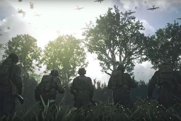 """Call Of Duty: WWII"" Revealed With Explosive New Trailer"