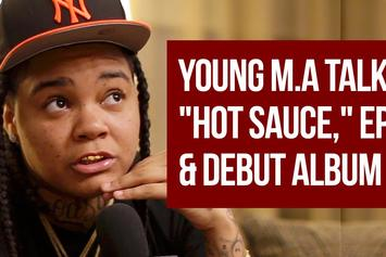 "Young M.A on ""Hot Sauce,"" Debut Album, Beats and More"