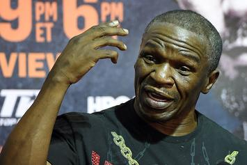"""Floyd Mayweather's Dad: """"I'll Beat The Shit Out Of McGregor"""""""