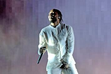 Watch Kendrick Lamar's Headlining Performance At Rolling Loud (Night 2)