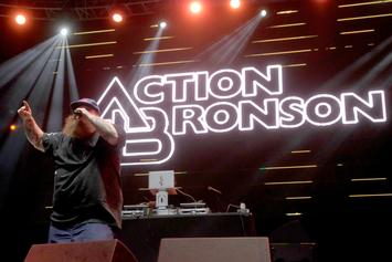 "Action Bronson Promises ""Blue Chips 7000"" Will Be Out In A Month"
