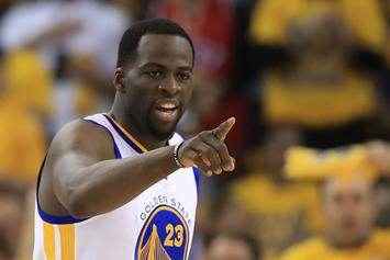 "Draymond Green On Kelly Olynyk: ""He's Dirty. I Don't Respect Guys Like That"""