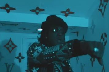 "K Camp ""Drop"" Video"