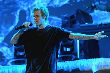 Justin Bieber First Male Artist To Debut At No. 1 Twice On Hot 100