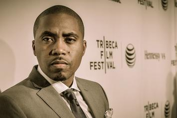"""Nas Raps Over 1920s Blues Song """"On the Road Again"""""""