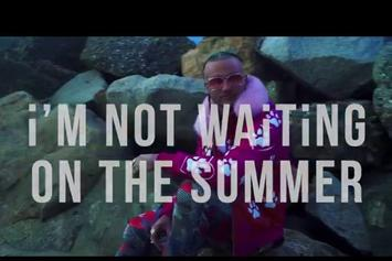 "RiFF RAFF ""i""M NOT WAiTiNG ON THE SUMMER"" Video"