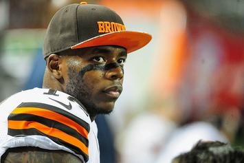 "Browns' Josh Gordon Reportedly ""Desperate For Cash"" After NFL Denies Reinstatement"
