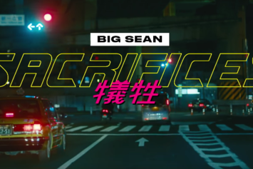 "Big Sean Feat. Migos ""Sacrifices"" Video"