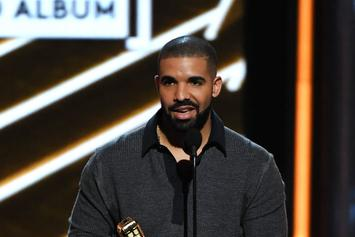 Watch Drake's Acceptance Speech for Top Billboard 200 Album at BBMAs