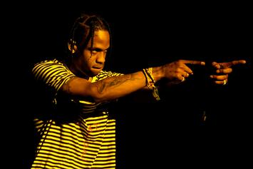 "Travis Scott Performs ""Goosebumps"" 15 Straight Times, Breaks Own Record"