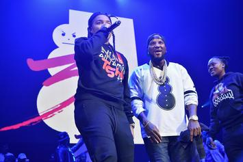Could Young M.A. & T-Pain Be Collaborating On Something This Week?