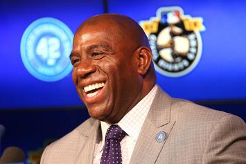 Magic Johnson Compares LaVar Ball To Kris Jenner