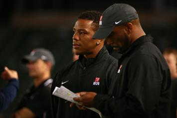 Ray Rice To Volunteer As Coach At High School Alma Mater