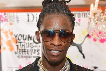 Young Thug Transforms Snoring Into Art