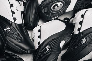 """Reebok Answer IV """"Stepover"""" To Release Exclusively In Philly"""
