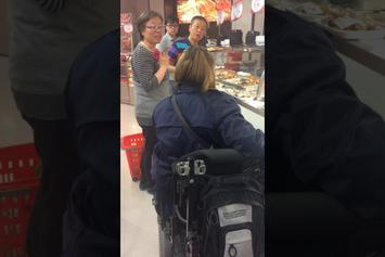 "SMH: Racist Canadian Woman Tells Employees Serving Her To ""Go Back To China"""
