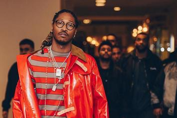 "Future's ""March Madness"" Has Been Certified Platinum"