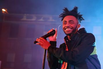 "Aminé's ""Caroline"" Goes Triple Platinum"