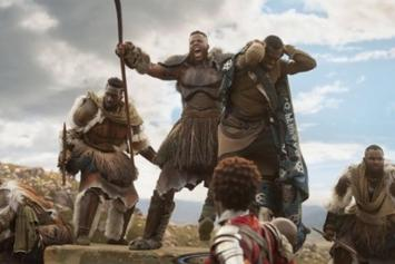"""Marvel Releases The First """"Black Panther"""" Trailer"""