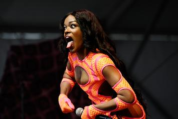 Azealia Banks Hit With Lawsuit Over Her $130k In Unpaid Debt