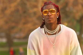 "Stream Young Thug's New Album ""BEAUTIFUL THUGGER GIRLS"""