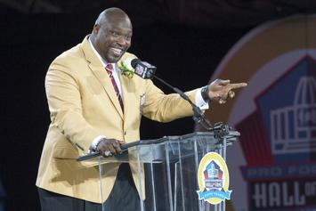 Warren Sapp Will Donate His Brain To CTE Research