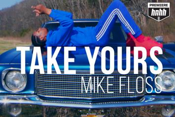 """Mike Floss """"Take Yours"""" Video"""