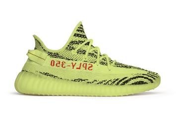 """Semi-Frozen Yellow"" Adidas Yeezy Boost 350 V2 Release Info Revealed"