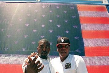 The Hip-Hop Community Celebrates Fourth Of July