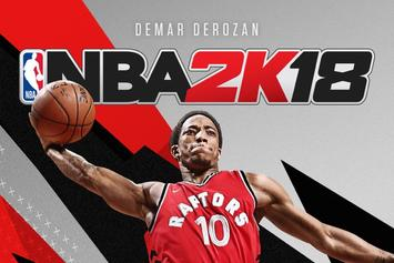 "DeMar DeRozan Named Cover Athlete For NBA 2K's ""Canada Edition"""