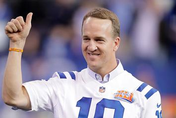 Peyton Manning Talks Fantasy Football, Golfing With Trump +More