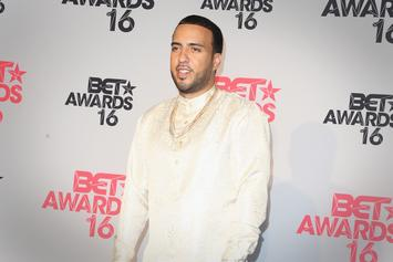 "French Montana Scores First Billboard Top 10 Hit With ""Unforgettable"""