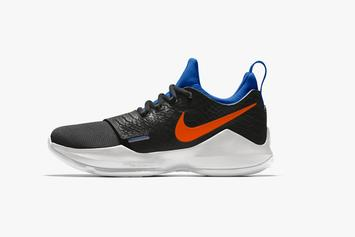 Nike Brings The PG1 To NikeiD As Paul George Officially Joins OKC