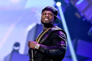 "50 Cent Talks Eminem, ""Power,"" & Strip Clubs On Jimmy Kimmel"