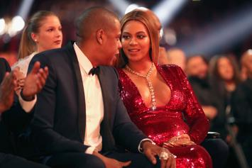 Jay-Z & Beyoncé Spotted On First Night Out Together Since Twins' Birth