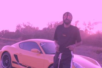 """Chase N. Cashe """"Hold Weight"""" Video"""