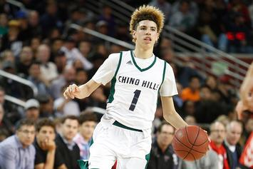 Big Baller Brand Already Has A Name For LaMelo Ball's Signature Shoe